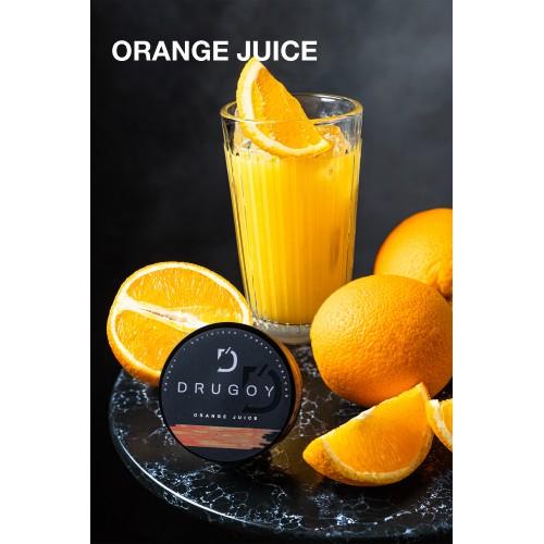 Табак Drugoy Orange Juice (Апельсиновый Сок) - 100 грамм
