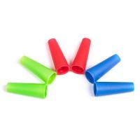 Мундштуки для кальяна конусные Soft Color 100 шт