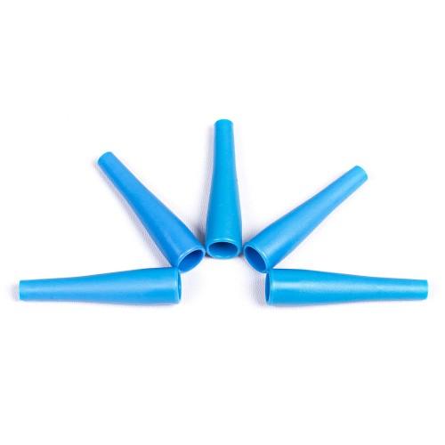 Мундштуки для кальяна XL Blue 100 шт