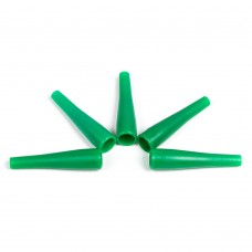 Hookah mouthpieces XL Green 100 pcs