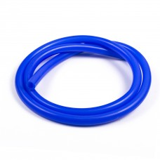 Silicone Hose for Hookah Gloss Blue