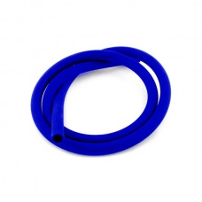Silicone hose for hookah Soft Touch Blue