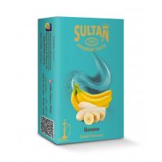 Табак Sultan Banana (Банан) - 50 грамм