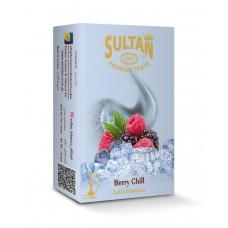 Табак Sultan Berry Chill (Ягодный Холод) - 50 грамм