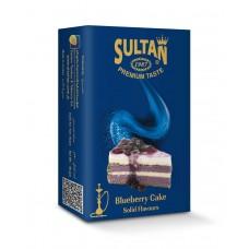 Табак Sultan Blueberry Cake (Черничный Пирог) - 50 грамм