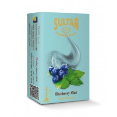 Табак Sultan Blueberry Mint (Черника Мята) - 50 грамм