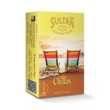 Табак Sultan Chillax (Чиллакс) - 50 грамм
