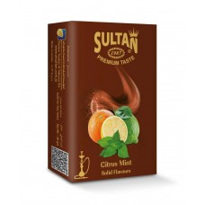 Табак Sultan Citrus Mint (Цитрус Мята) - 50 грамм