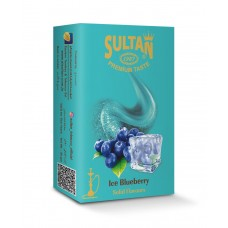 Табак Sultan Ice Blueberry (Лед Черника) - 50 грамм