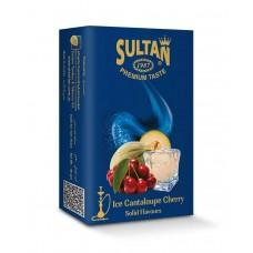 Табак Sultan Ice Cantalope Cherry (Лед Дыня Вишня) - 50 грамм