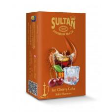 Табак Sultan Ice Cherry Cola (Лед Вишня Кола) - 50 грамм