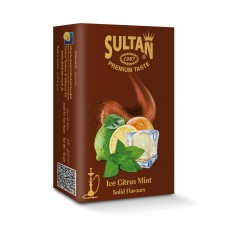 Табак Sultan Ice Citrus Mint (Лед Цитрус Мята) - 50 грамм