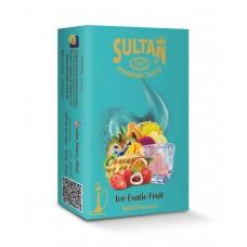Tobacco Sultan Ice Exotic Fruit (Лед Экзотические Фрукты) - 50 gram