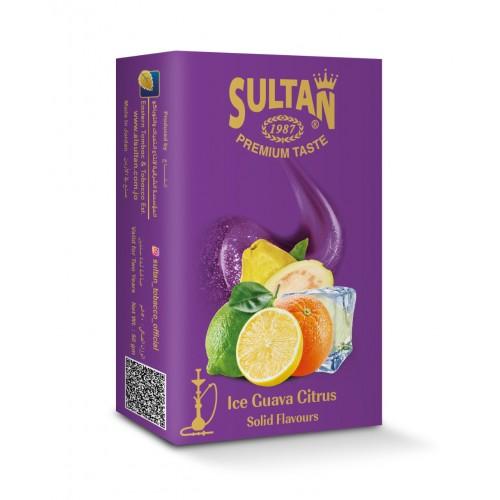 Табак Sultan Ice Guava Citrus (Лед Гуава Цитрус) - 50 грамм