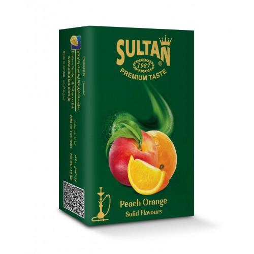 Табак Sultan Peach Orange (Персик Апельсин) - 50 грамм