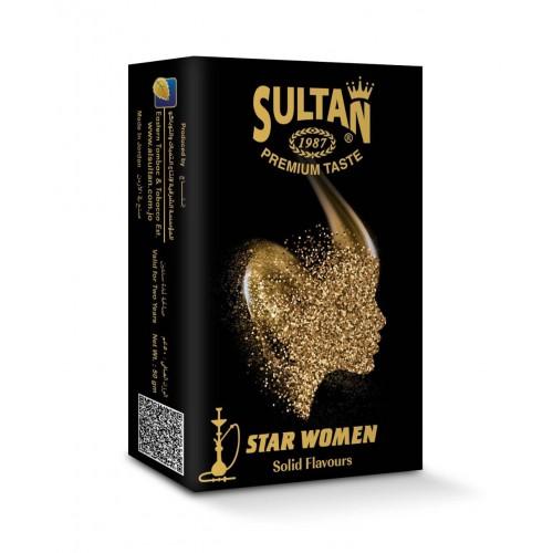 Табак Sultan Star Women (Старт Вумен) - 50 грамм