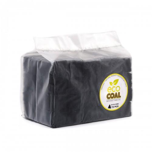 Coconut charcoal ECO 1kg (72 pcs)